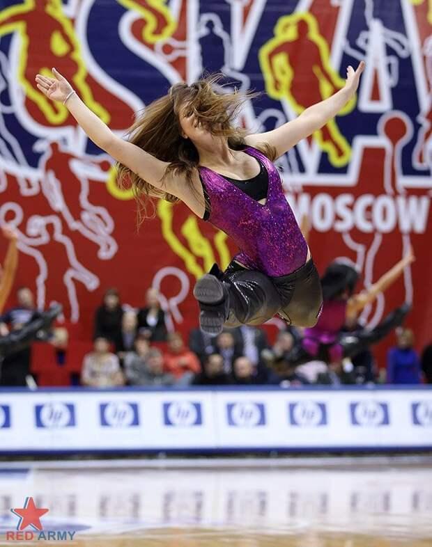 Русские чирлидерши