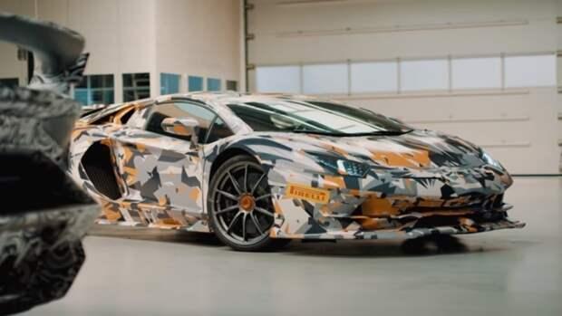 Lamborghini инвестирует больше 1,5 млрд евро в электрификацию своих авто