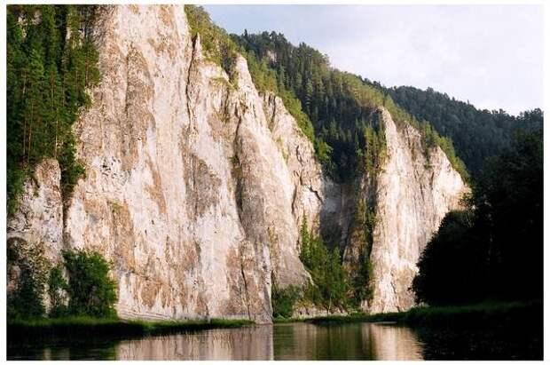 В Башкирии готовятся к запуску туристических сплавов по реке Зилим