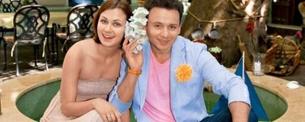 Александр Олешко озвучил причину развода с супругой