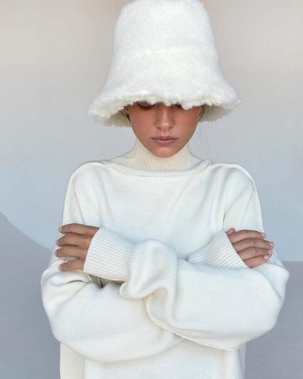 Панама – модный тренд наступающей зимы: головной убор, который сделает ваш образ стильным