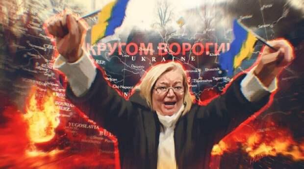 Фесенко считает, что борьба за власть на Украине может привести к расколу страны