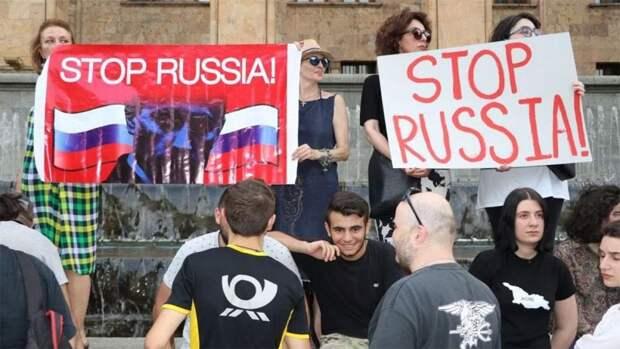 """""""По Грузии нанесен удар, они рассчитывали, что мы это проглотим"""": Организаторы провокации в Грузии не ожидали ответа России"""