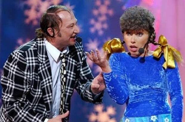 Юрий Гальцев: «Нас с Еленой Воробей поженили после первого совместного номера»