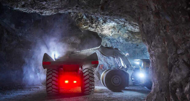 Серебряные подземелья Колымы