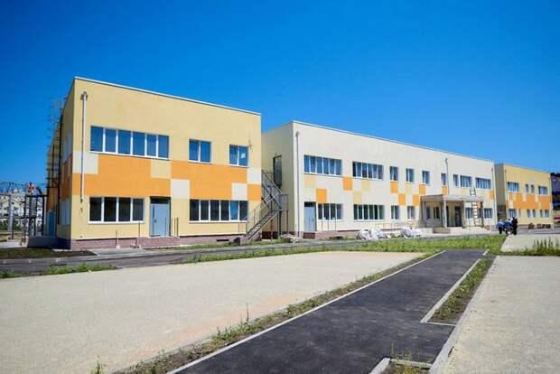 Новый детский сад в 5-м микрорайоне сдадут в сентябре