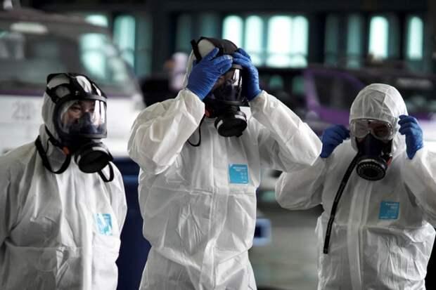 Глава ФЗНЦ прокомментировал информацию о 20 тысячах заражённых коронавирусом в столице