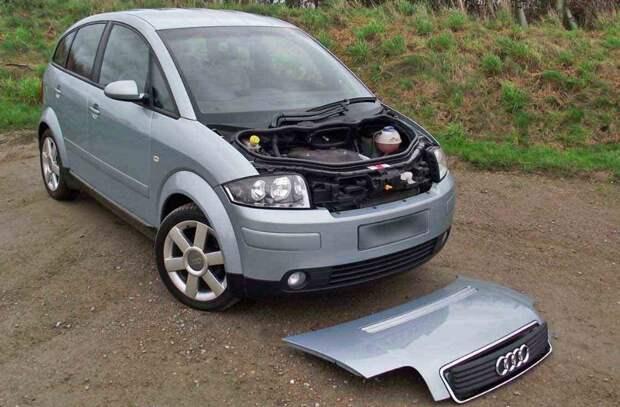 Худший автомобиль 21 века из Германии. Он даже хуже некоторых китайцев!
