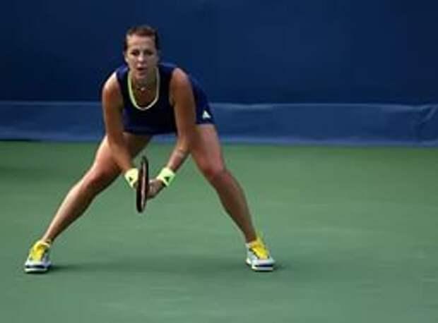 Павлюченкова и Рублев пробились в финал олимпийского теннисного турнира в миксте