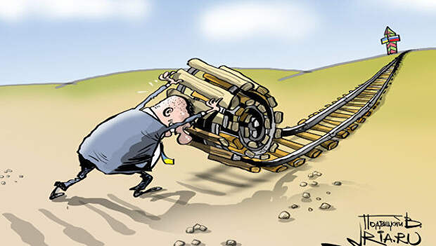 Украина отдала железные дороги иностранцам: история успеха