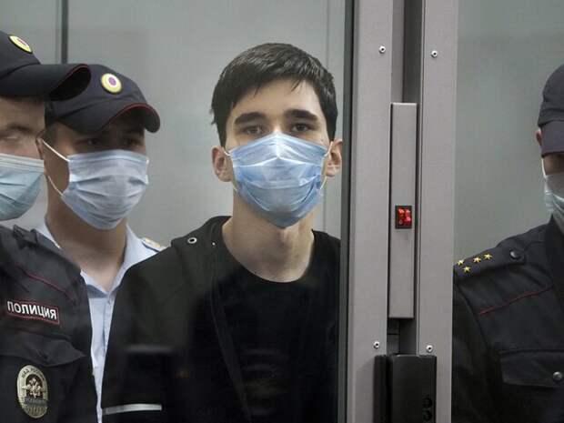 Обвиняемого в стрельбе в школе в Казани доставили в столичное СИЗО