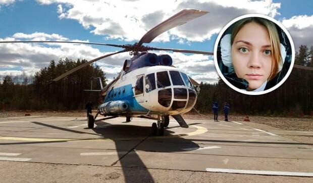 23-летняя Татьяна — второй пилот «Ми-8»