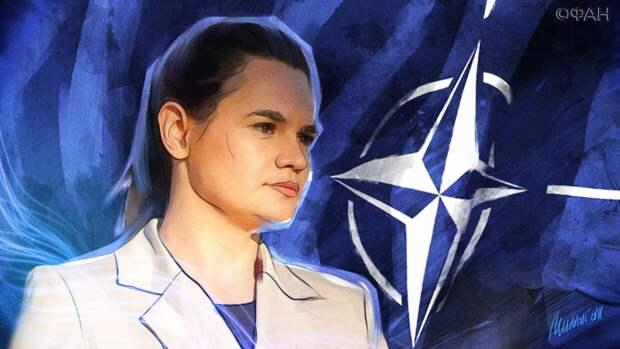 Эксперт в заявлении Тихановской указал на схожесть обращения Порошенко