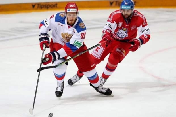 Россия уступила Чехии в четвертом матче Евротура