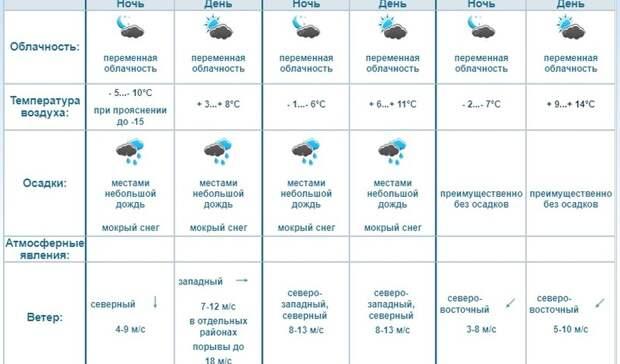 Теплая весна откладывается. Омской области предрекли снегопады ипохолодание