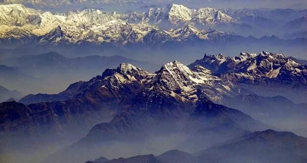 В Гималаях обнаружен опасный разлом, грозящий катастрофическими землетрясениями