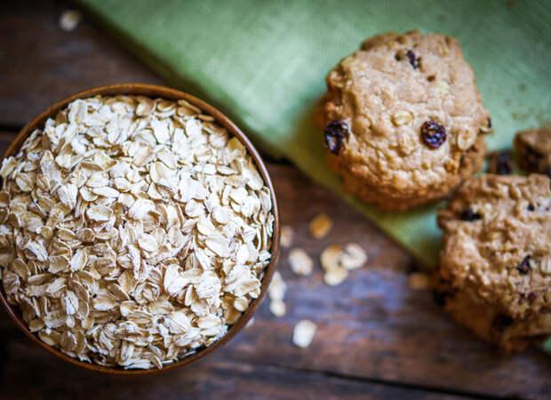 Домашнее овсяное печенье: простой рецепт