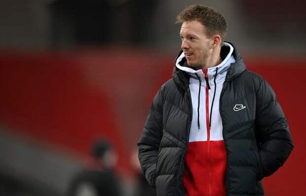 Нагельсманн — о матче с «Ливерпулем»: «Совершили две ужасные ошибки, которые не прощают на этом уровне»