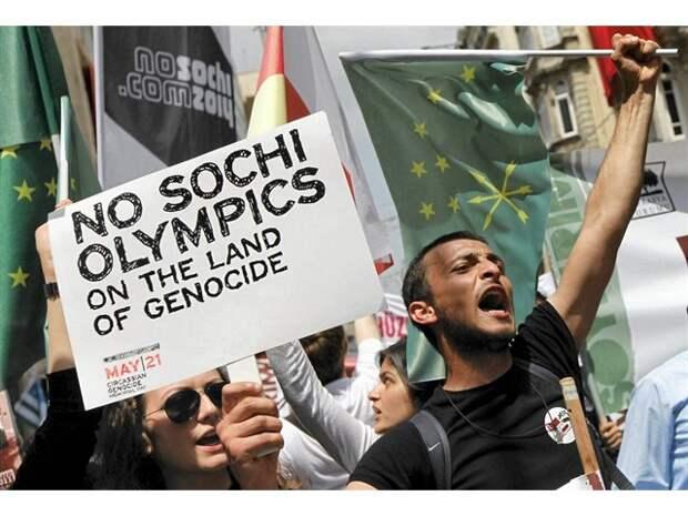 Для чего в Грузия обвиняет Россию в «геноциде черкесов»