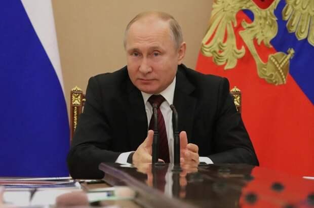 Путин урезонил все закрывающих и останавливающих транспорт губернаторов