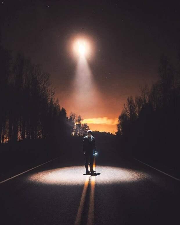Финский фотограф так снимает север, что от его фотографий перехватывает дыхание