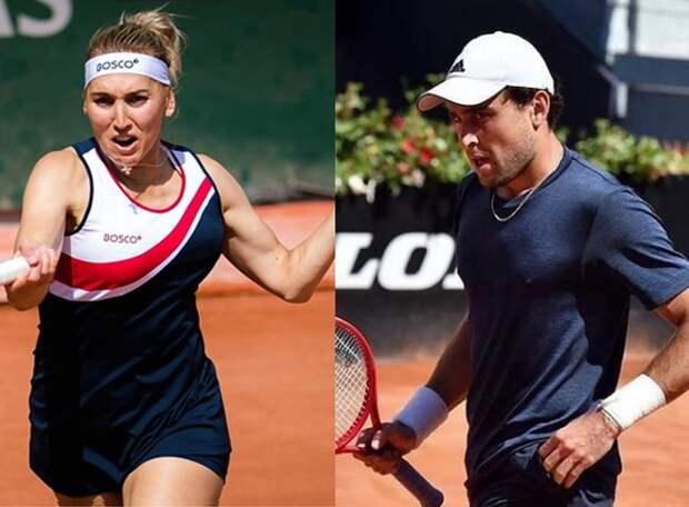 Веснина и Карацев - в полуфинале Roland Garros!
