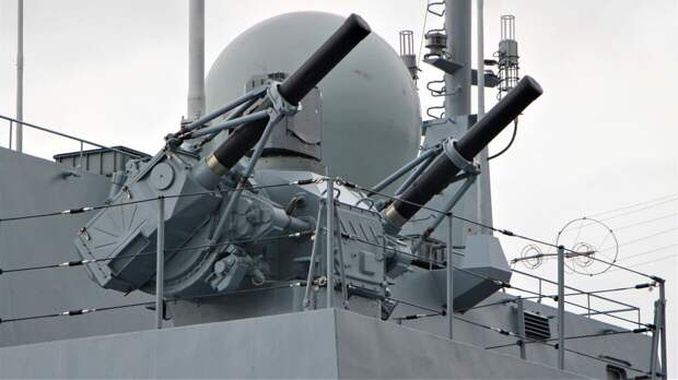 Более десяти кораблей ВМФ РФ вышли на учения в Каспийское море