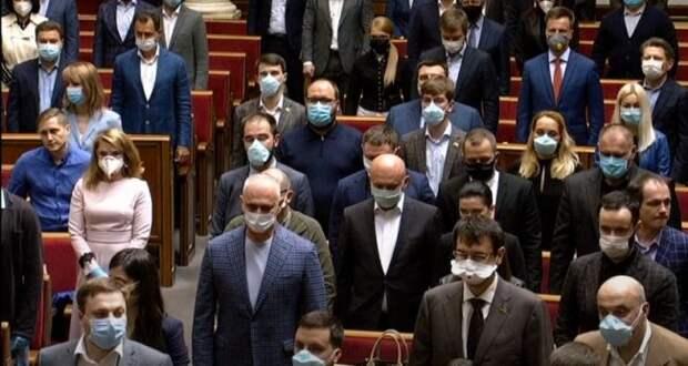Депутатов Верховной рады косит коронавирус— заболели 75 человек