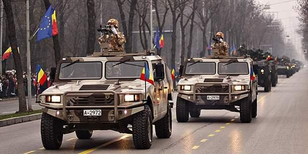Боевые внедорожники: на чём колесят армии мира
