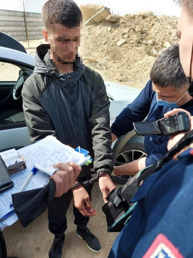 В Актау изъяли наркотики на 12 миллионов тенге