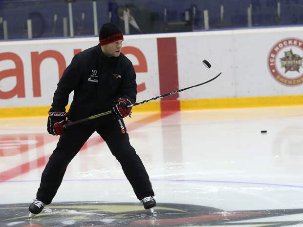 Антон Курьянов стал тренером «Авангарда». Он будет отвечать за игру в большин...