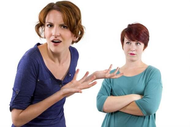 Что делать с невоспитанными родственниками