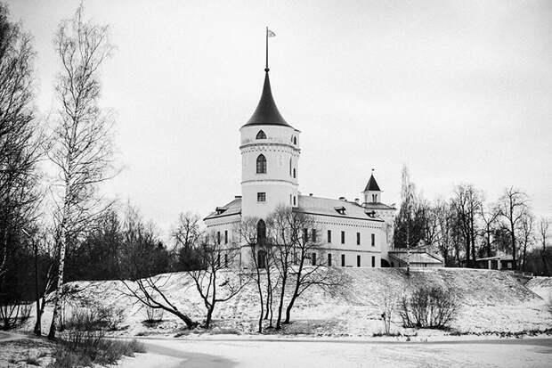 Замок Бип. Фото: bip-hotel.ru