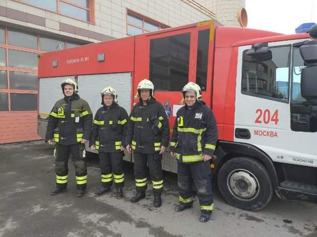 Спасатели ПСО №204 оказали помощь ребёнку