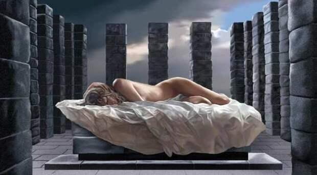 Засыпай. Автор: Brita Seifert.