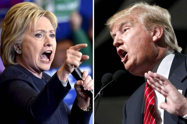 Президентская гонка в США: Трамп стал популярнее Клинтон