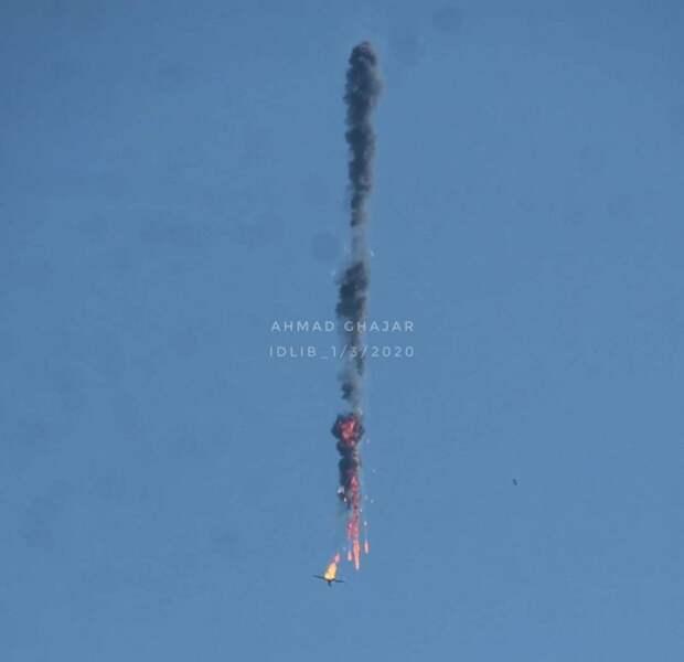 Турецкий пилот нагло вызывает на бой российские ВКС