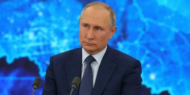 Путин рассказал, когда позволит себе больше поездок