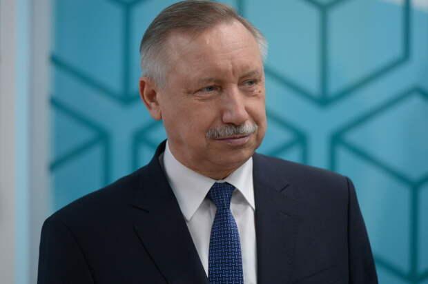 Беглов рассказал о главных достижениях и ближайших целях Петербурга