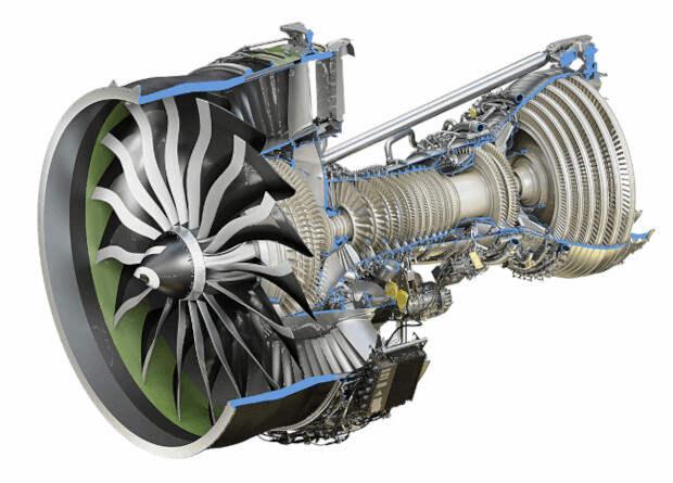 NASA уменьшит газогенераторы турбовентиляторных двигателей