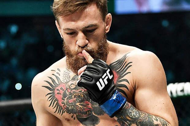 Макгрегор снова решил уйти из MMA