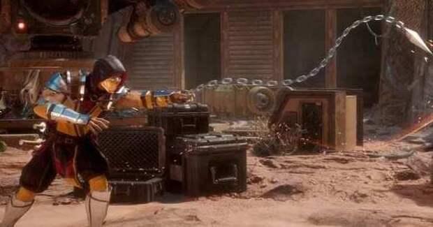 Блогер собрал полностью рабочий гарпун Скорпиона из Mortal Kombat