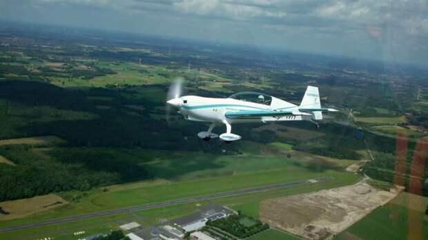 Siemens представил в США полностью электрический самолет