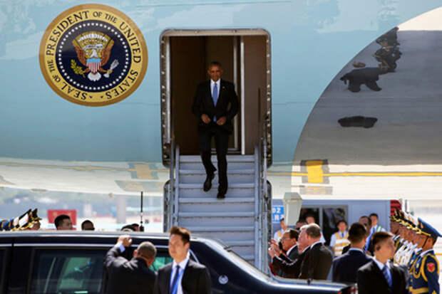 Так что же случилось с Обамой в Китае? Моё сугубое IMHO