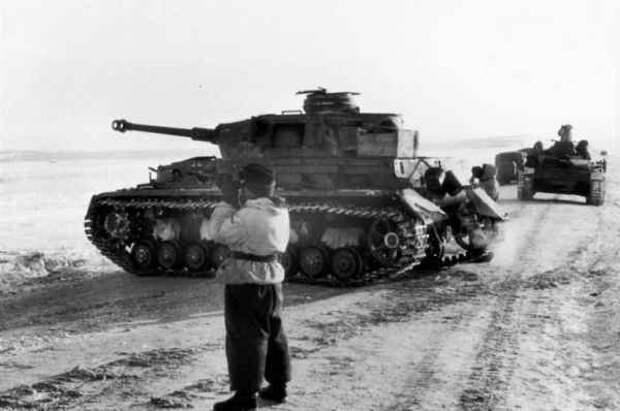 Почему Манштейн не смог деблокировать Сталинградский котёл