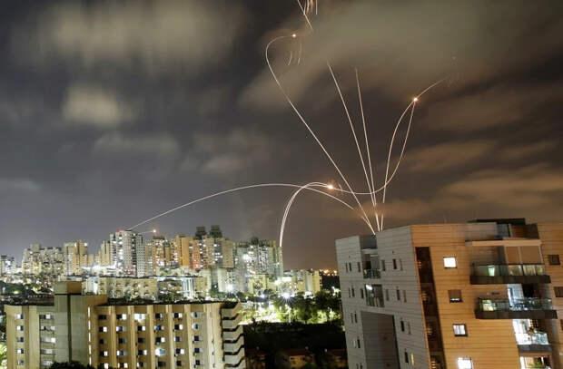 Израильская армия обстреляла территорию Ливана