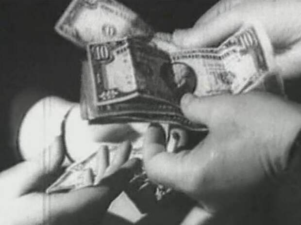 Наказание за валюту в СССР
