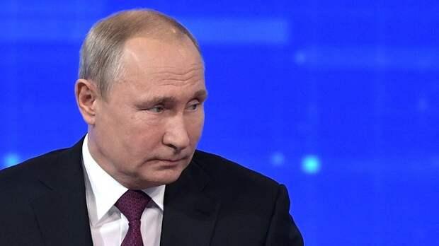 Выполнят ли россияне просьбу президента «не сердиться»?