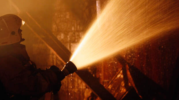 Мужчина погиб на пожаре в Красногвардейском районе