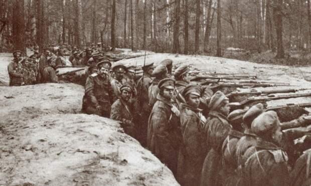 Как сотня русских заставила бежать немецкую армию